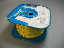 Belden 9918 Tinned Copper Cable Wire 18 Awg Yellow Color 900 Feet New