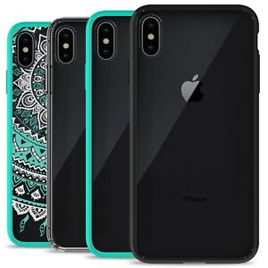 CoverON-For-Apple-iPhone-XS-Max-6-5-034-Case-Slim-Hybrid-Shockproof-Phone-Cover