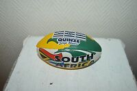 Mini Ballon Rugby Serge Blanco Quinze Gilbert South Africa Afrique Sud T 1 Neuf