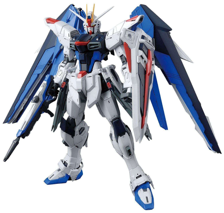 Bandai MG bilen Suit Gundam Seed fridom Gundam Ver.2.0 1  100 skala modellllerler Kit
