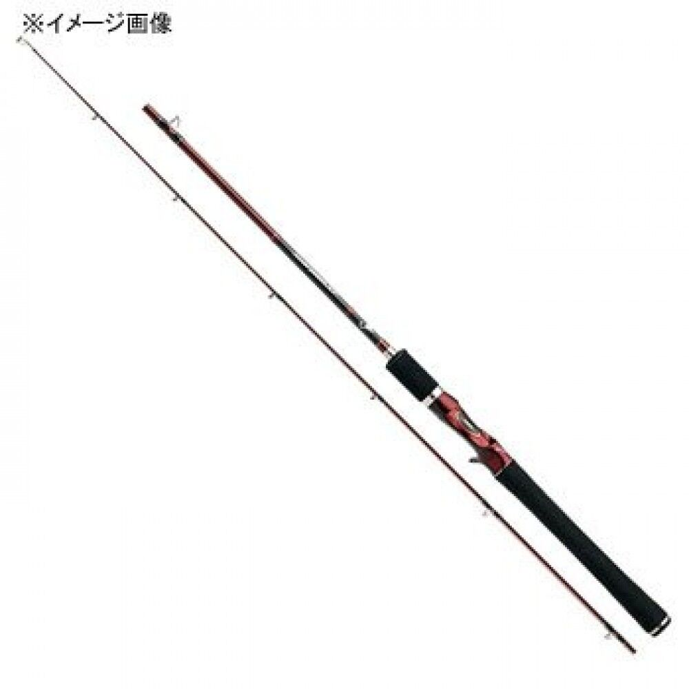 Shimano SCORPION XT 1652R-2 freshwater bass fishing baitcasting rod Japan F/S