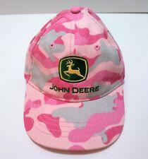 John Deere Girls Toddler Winter Cap Pink,