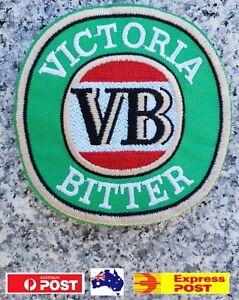 BEER-PATCH-VB-Australia-Harley-Davidson-Vest-Iron-Sew-On-Biker