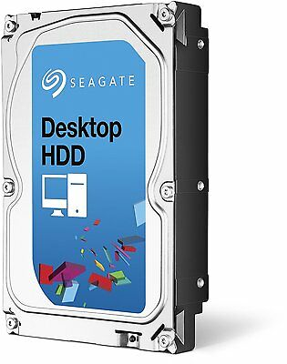 Seagate 2TB Desktop HDD SATA 64MB Cache Internal Bare Drive (ST2000dm001) (New)