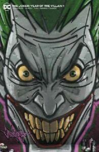 Joker-Year-of-the-Villain-1-JeeHyung-Lee-Harley-Quinn-Minimal-Dress