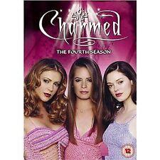 Charmed Die komplette 4. vierte Staffel 6 DVD NEU &OVP