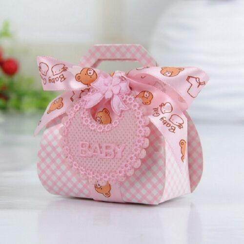für Geburt Taufe Geburtstag Gastgeschenk e Geschenkbox Mädchen neu Baby