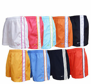 Ladies-Nike-running-active-casual-shorts-brand-new-9-colours-sizes-XS-S-M-L-XL