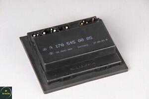 97-04 Mercedes R170 SLK230 SLK320 Fuse Relay Box Computer Control Module OEM