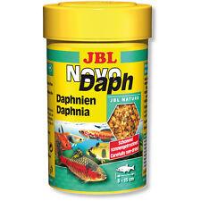 JBL NovoDaph Daphnia Freeze Dried Novo Daph Popular Treats for Fish & Shrimp
