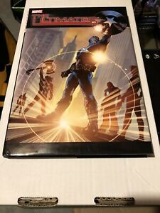 The-Ultimates-Vol-1-by-Mark-Millar-amp-Bryan-Hitch-2006-HC-Marvel-Comics-1st-Print