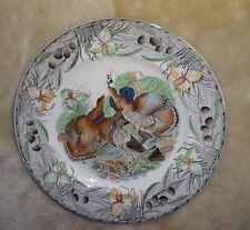 Adams Audubon Birds of America Plate Ruffed Grouse England c1930