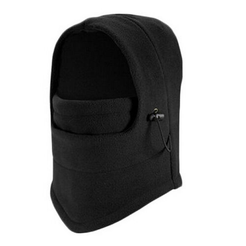 Winter Neck Warm Snood Scarf Face Mask Fleece Balaclava Hood Hat Cycling Ski Cap
