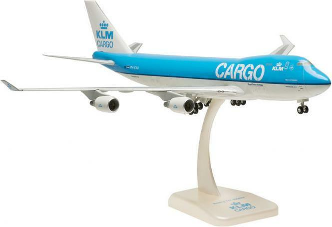 HOGAN Wings 1:200 Boeing 747-400erf KLM