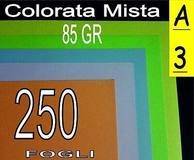 250 Ff Carta 5 Color X Stampante Laser E Inkjet Poster 42x29,7