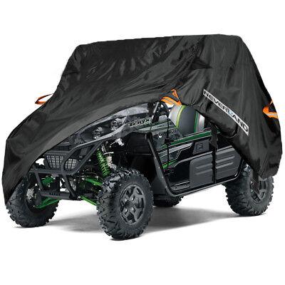 NEVERLAND Waterproof Utility Vehicle ATV UTV Cover For Polaris Can-Am Kawasaki