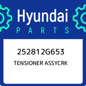 New Genuine OEM Part 252812G653 Hyundai Tensioner assycrk 252812G653