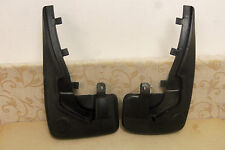 NOS Votex VW Golf 3 Vento GT GTI VR6 Front Mudflaps Splash Guard Set # 1H0075112