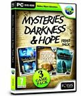 Mysteries Darkness and Hope Triple Pack Hidden Object PC Game Big Fish