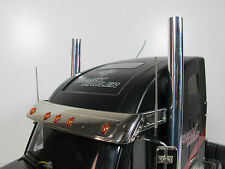 Tamiya RC 1/14 Semi Ford Aeromax King Hauler Antenna Mirror Mount CB Spring