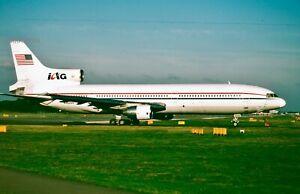 Original Slide Tradewinds (I Interlease Aviation) Lockheed L-1011 N310SS DC-10