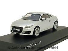 Audi TT Coupé 1:43 Florettsilber 2014 Modellauto Kyosho Coupe 8S 5011400413