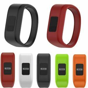 Silicone-Wrist-Strap-Fitness-Wristband-For-Garmin-Vivofit-JR-JUNIOR-Small-Large