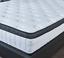 10.2inch Cool Blue Memory Foam Mattress Pocket Sprung  Matress 3ft 4ft  4ft6 5ft