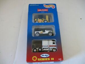 Hot Wheels 1996 Little Debbie Series II Collectors 3-Pc Set Limited Edition by H