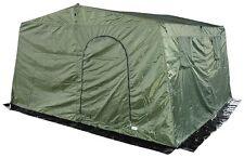 CI 6-Personen-Zelt Mannschaftszelt Campingzelt Camping 340x310x180cm