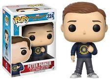 Funko Pop! Marvel: Spider-Man - Peter Parker Toy