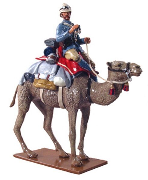 William Britains Officer, Grenadier Guards Camel Regiment 1884-1885  44019