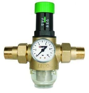 HERZ-Druckminderer-Druckregler-Manometer-Wasserdruckminderer-1-2-034-3-4-034-1-034