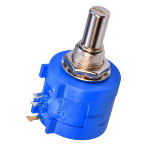 BOURNS-Prazisionspotentiomer-3590S-1K-5K-10K-50K-100K-Ohm-Potentiometer-10KR-2W