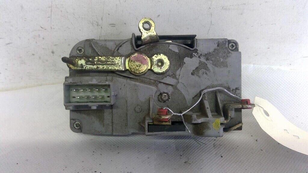 FCA Serrure AVG FIA Scudo Diesel 9681335680