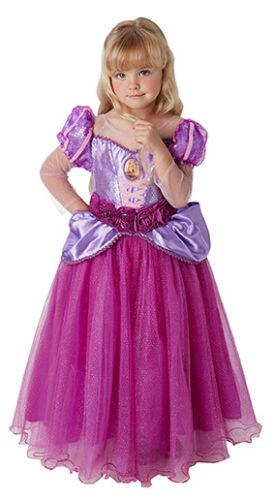 Rapunzel Premium Prinzessinkleid Luxus Prinzessin Kostüm Kinder