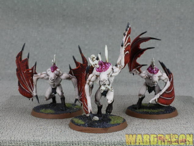 25mm Warhammer WDS painted Vampire Counts Crypt Flayers c25