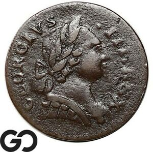 1787-Machin-039-s-Mill-Copper-Coin-Scarce