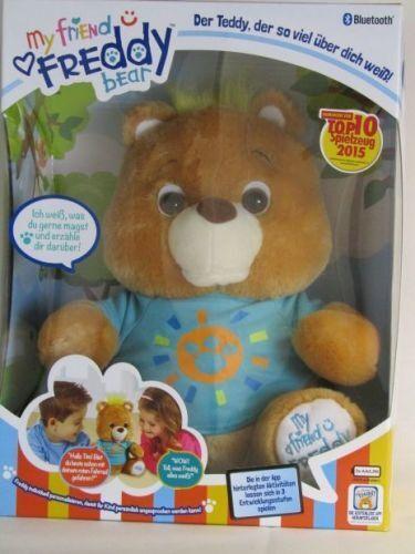 Mein Mein Mein Freund Frotdy Bear - interaktives Stofftier - Neu   OVP 356fa4