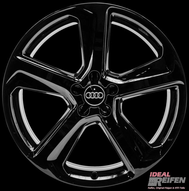 4 Audi A5 S5 8T B8 B9 F5 Jantes en Alliage 20 Pouces Original Q5 Sline Sg