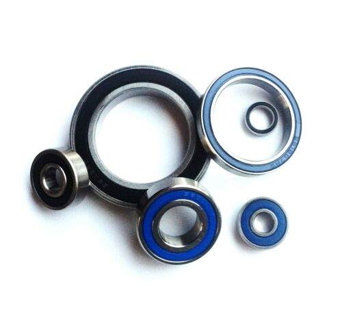 Ceramic Hybrid MTB BMX Frame//hub cycle bearings cartridges full range