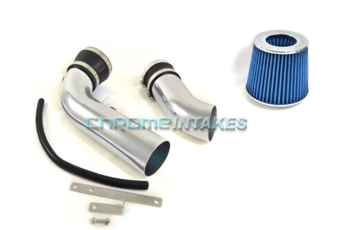 BLACK BLUE 00-10 DODGE DAKOTA//DURANGO//RAM 1500 3.7 V6//4.7 V8 AIR INTAKE KIT S