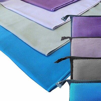 Viaggio In Microfibra-quick Dry Asciugamano In Colori Mozzafiato- Vendite Economiche