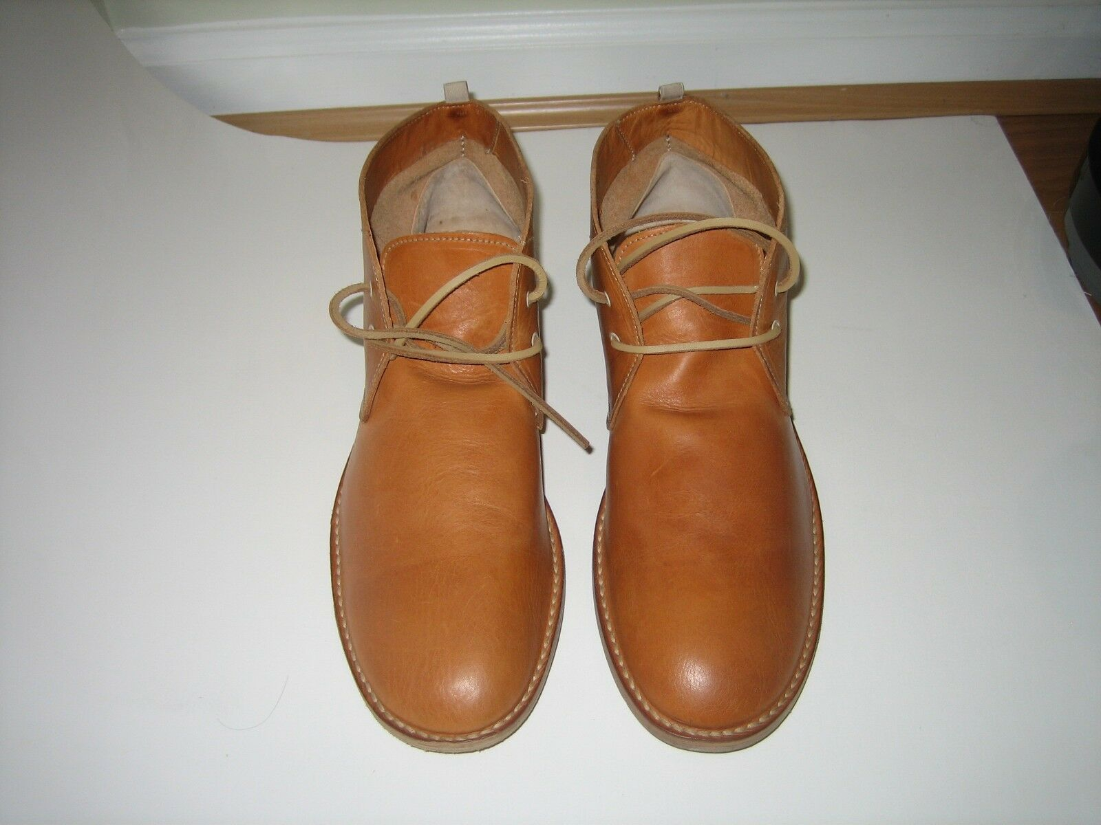 New Authentic Vero Cuoio Elia Maurizi  Made in  Sz  12-12.5 Eur 46 shoes