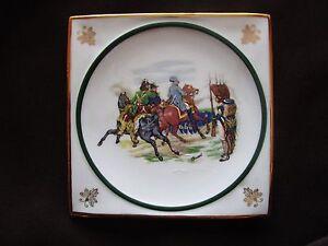 plat-décoration-porcelaine de limoges-napoléon-friedland 1807-made in france qXOYZ1Vk-09093224-891273580