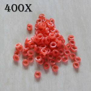 Useful-400-x-Fishing-Nano-Pellet-Bands-For-Baits-2-12mm-Bait-Bands-Carp-Tackle