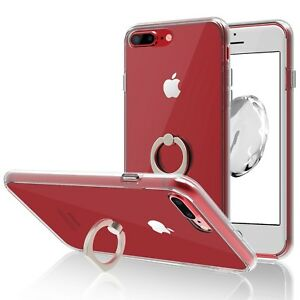 apple iphone 8 plus case with ring