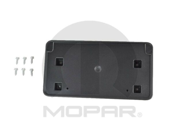 License Plate Bracket Front Mopar 68144515AD fits 2014 Jeep Grand Cherokee