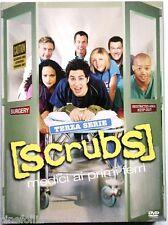 Dvd Scrubs - Medici ai primi ferri - Stagione 3 Terza serie 4 dischi Usato