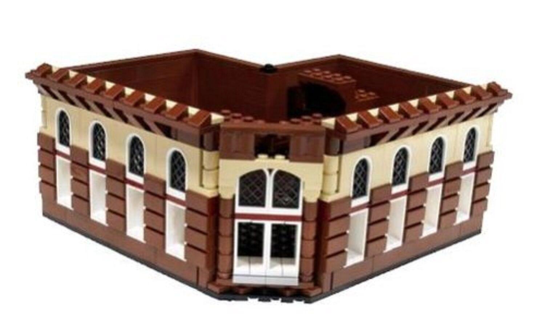 LEGO Cafe Corner - 10182 - MODULAR BUILDING - SECOND FLOOR ONLY  (21 sold)